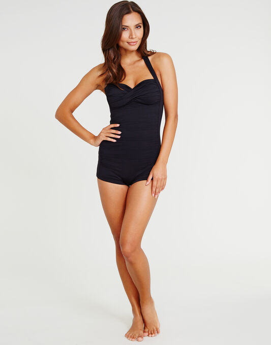 Seafolly Boyleg Swimsuit