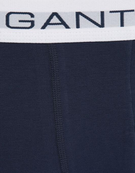 Gant Block Colour 3 Pack Trunks