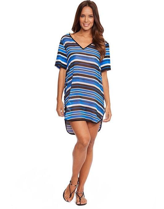 figleaves Tuscany Stripe Tunic