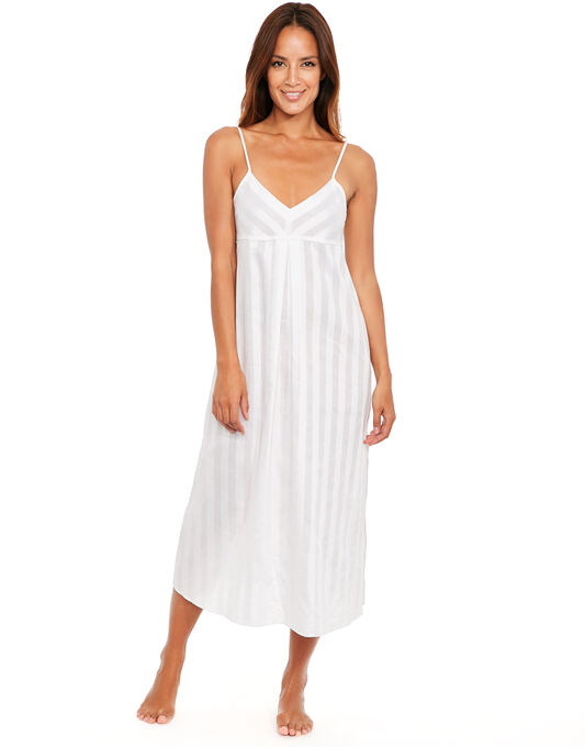 Cotton Nightwear long chemise