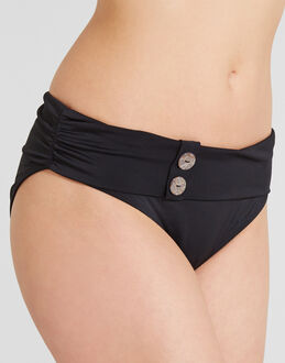 Curvy Kate Luau Love Mini Fold Over Brief