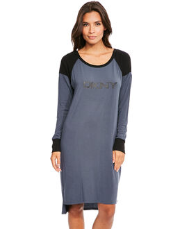 DKNY Long Sleeve Sleep Shirt
