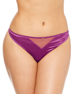 Scantilly by Curvy Kate Peek-A-Boo Thong