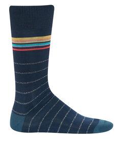 Paul Smith Multi Band Sock