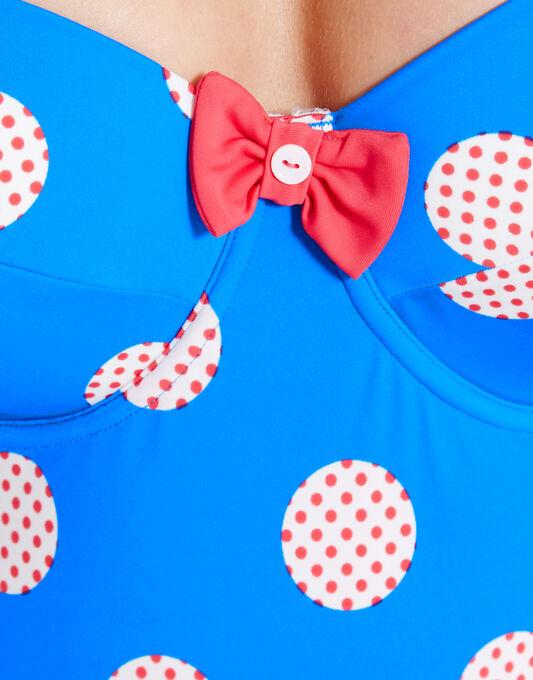 Lepel Minnie Underwired Halter Swimsuit