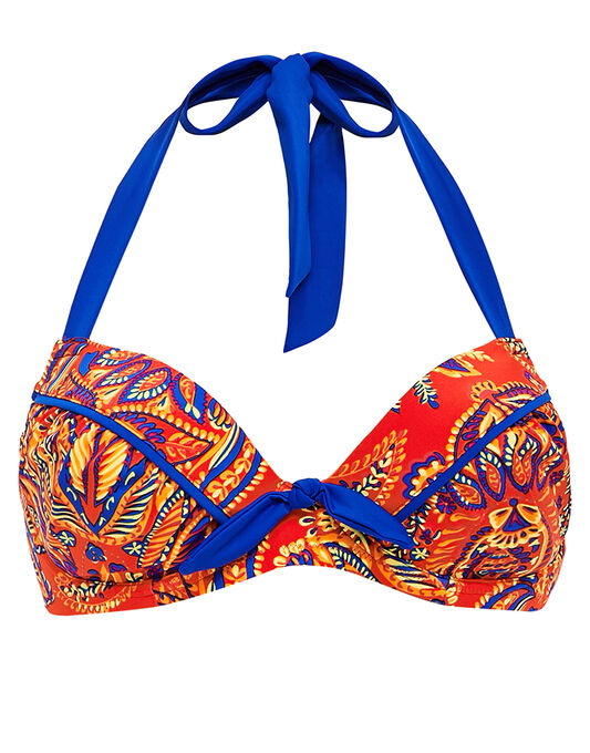 Pour Moi? Atlas Padded Underwired Bikini Top