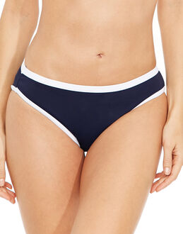 Freya Swim In The Navy Hipster Brief