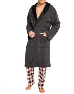 UGG Australia Heritage Comfort Brunswick Robe