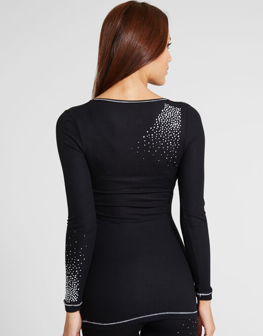 S'No Queen Blingy Classic Long Length 'V'
