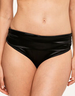 Pour Moi? Jet Set Shine Fold Over Brief