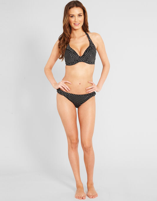 Freya Swim Pier Underwired Halter Bikini Top