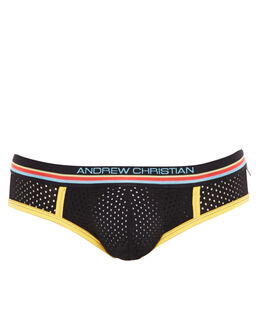 Andrew Christian Air Coolflex Fabric Jock