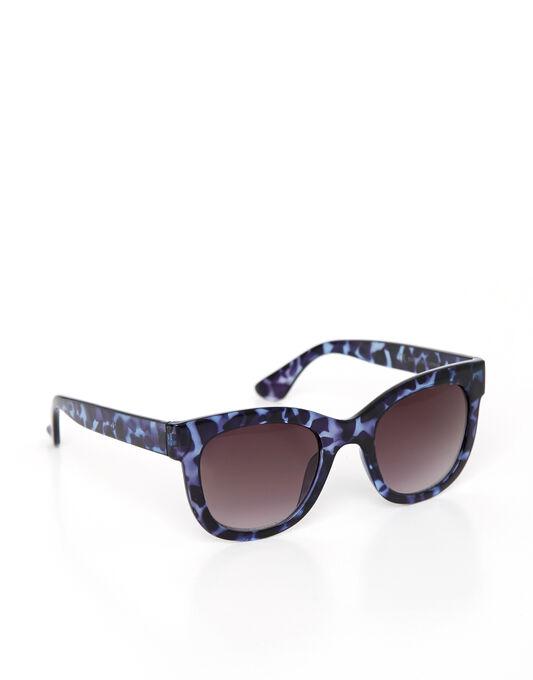 Hoxton Chunky D Frame Sunglasses