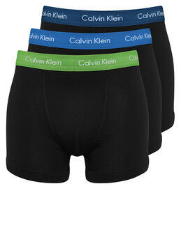 Calvin Klein Cotton Stretch 3 Pack Trunk