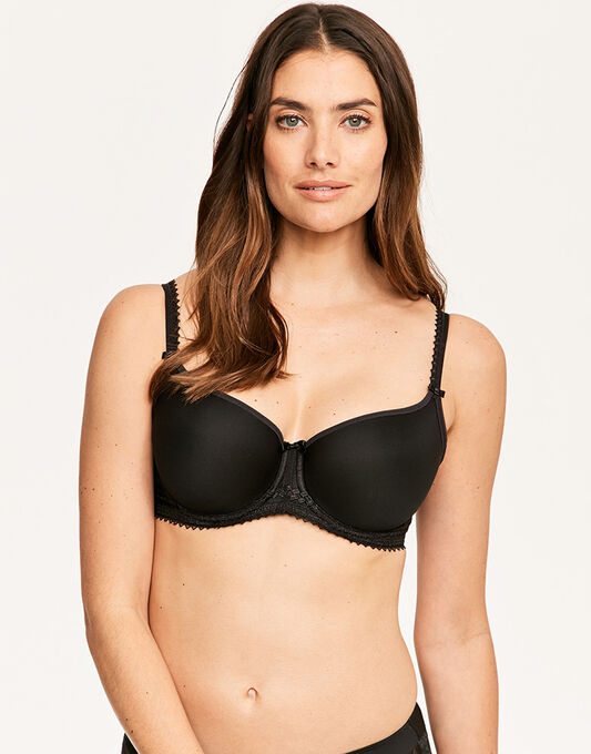 Rebecca Underwired Breathable Moulded Bra
