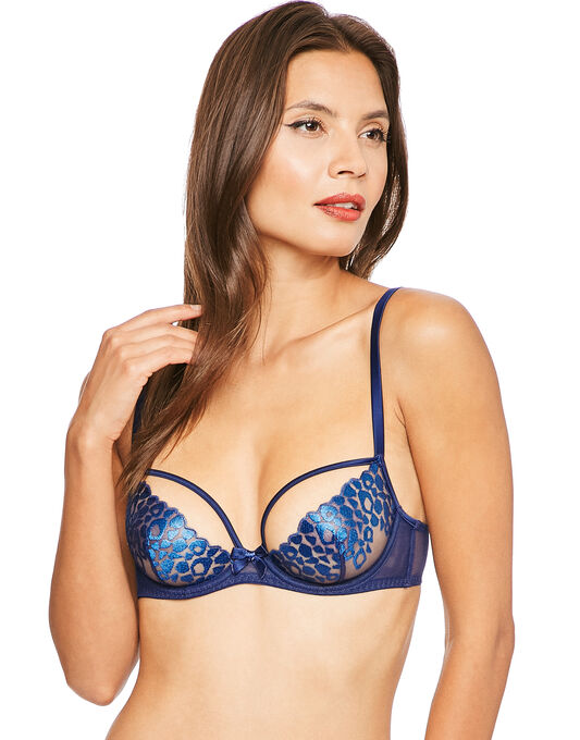 L'Agent by Agent Provocateur Odessa Non-Padded Demi Bra