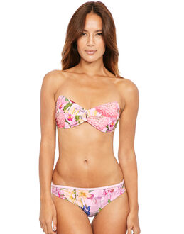 Ted Baker Encyclopedia Floral Bikini Top
