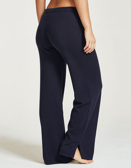 figleaves Bliss Cashmere Wide Leg Pant