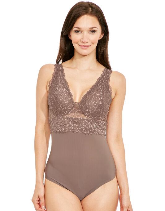 Yummie Lux Lace Gretchen Bodysuit