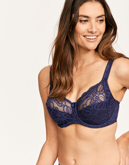 Fantasie Jacqueline Lace Side Support Full Cup Bra
