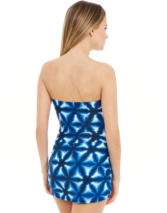 Michael by Michael Kors Luna Long Bar Swimdress