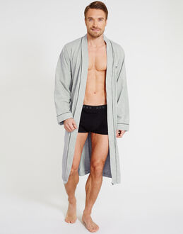 BOSS Black Kimono Robe
