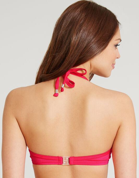 Lepel Holiday Sparkle Underwired Twist Bikini Top