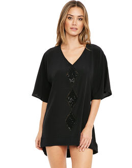Maryan Mehlhorn Avantgarde Silk Beach Tunic