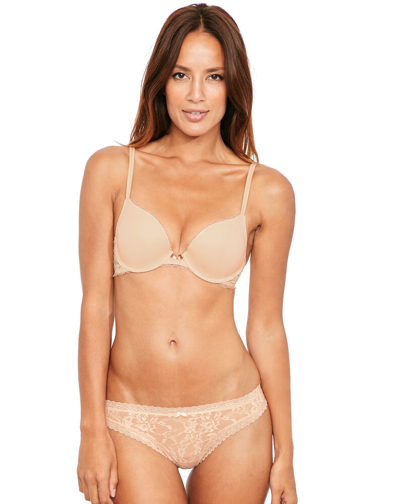 Signature Lace Perfect Lift Demi Bra 1039268