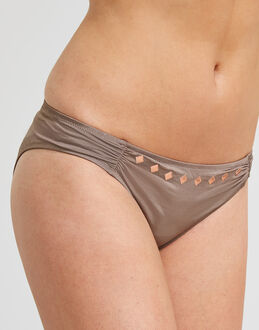 figleaves Luna Ruched Side Brief