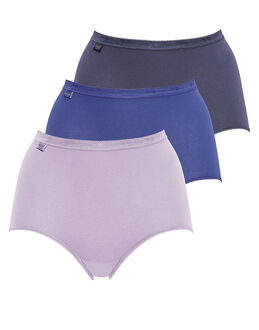 Sloggi Maxi Brief 3 Pair Pack