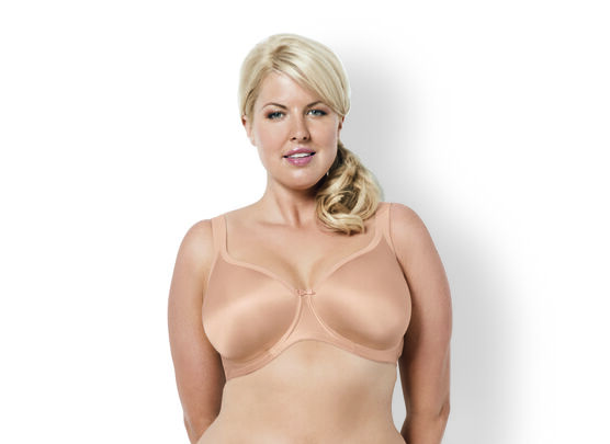 Smoothing Underwired Seamless Moulded Full Cup Bra