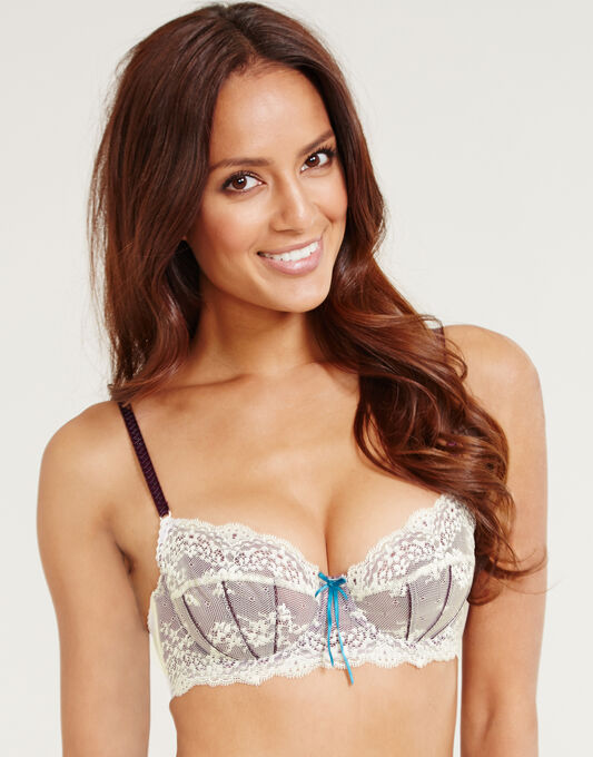 Dentelle Underwired Bra (B-G)