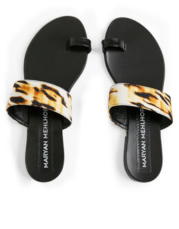 Maryan Mehlhorn Wildlife Sandals