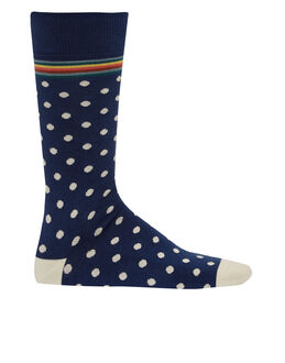 Paul Smith Signature Polka Sock