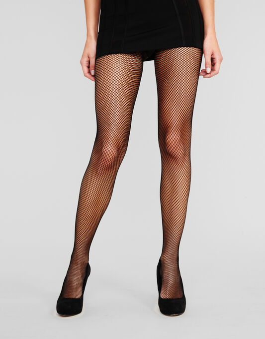 Charnos Hosiery Fishnet Tights