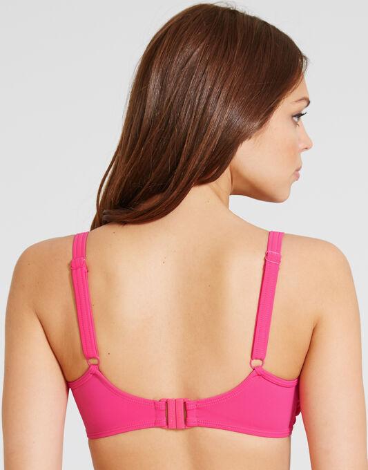 Curvy Kate Luau Love Padded Bikini Top