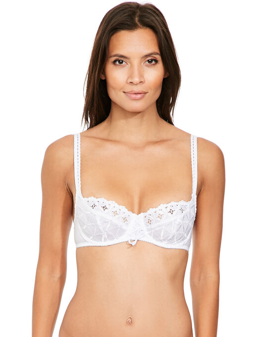Aubade Bahia three quarter cup bra