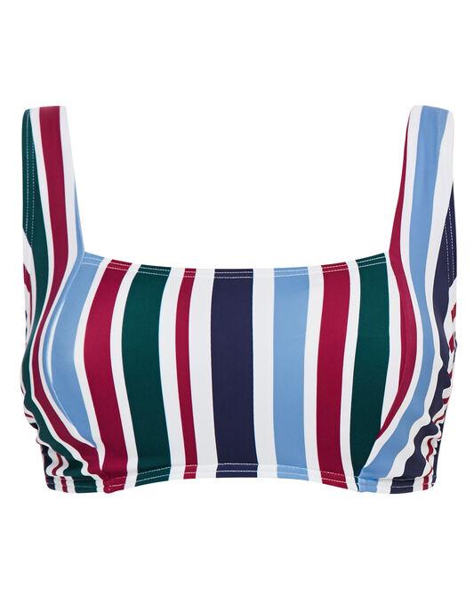 figleaves Monaco Lux Underwired Crop Bikini Top