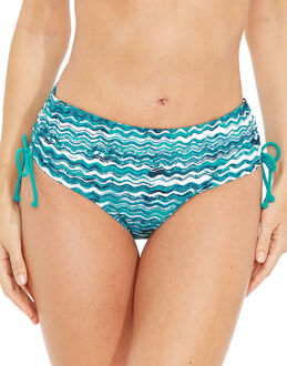 figleaves Blue Wave Adjustable Brief