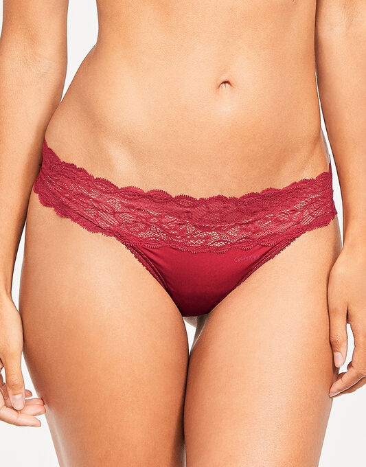 Seductive Comfort W/Lace Thong