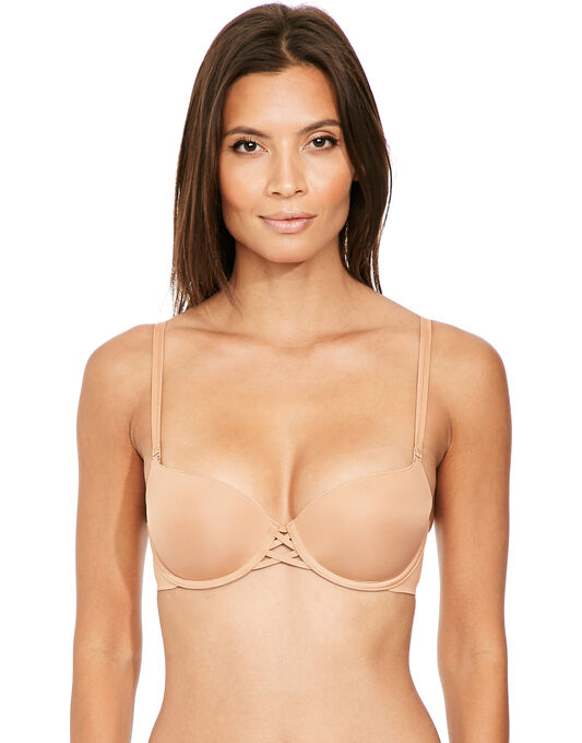 Naked Touch Push Up Bra