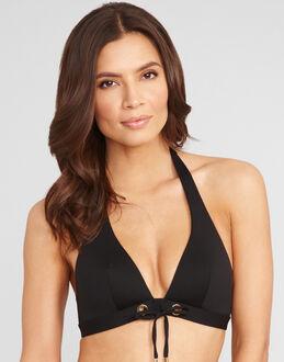 Huit Dressy Foam Triangle Bikini Top
