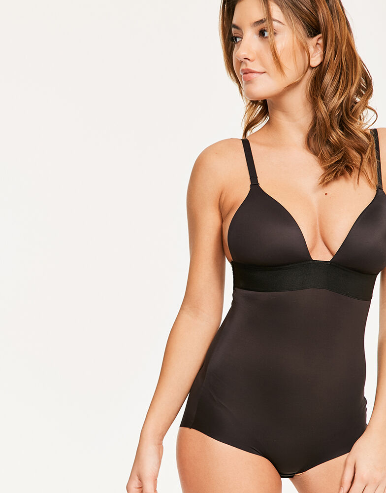 Endlessly Smooth Plunge Bodybriefer 1150567