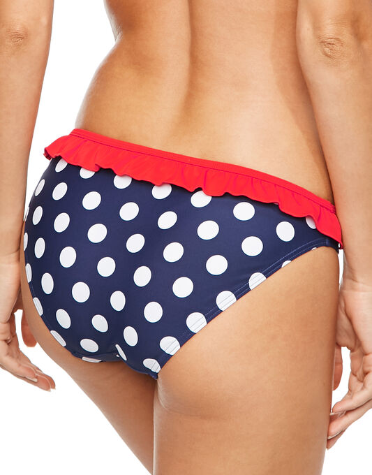 figleaves Sailor Frill Brief