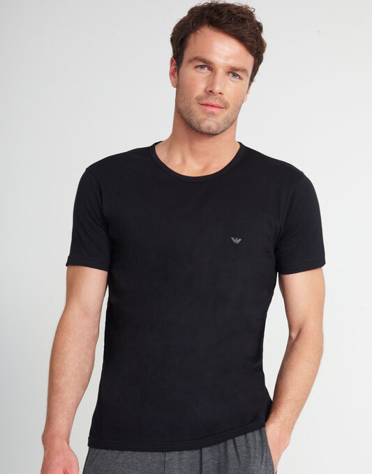 Genuine Cotton 3 pack Crew Neck Regular Fit t-shirt