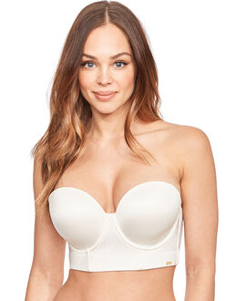 Ultimo Fuller Bust Low Back Strapless Bra