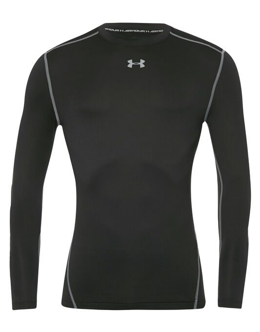 Coldgear Compression Crew Long Sleeve T-Shirt