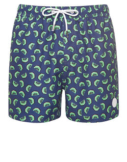 Native Youth Kiwi Swim Short