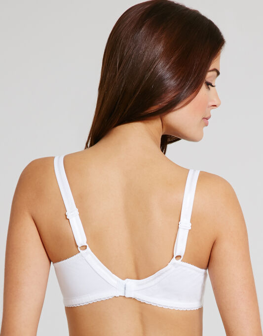 Playtex Classic Cotton Support Soft Cup Bra